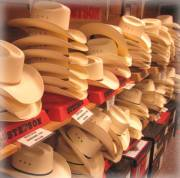 Texan Cowboy Hats in Austin