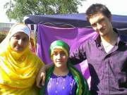 Mahnoor, Neghat and Nikolaj